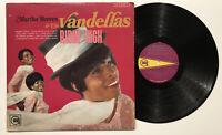 "MARTHA REEVES AND THE VANDELLAS ""RIDIN' HIGH"" Vinyl LP"