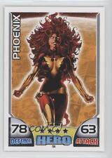 2011 Topps Hero Attax Marvel Phoenix #91 0p3
