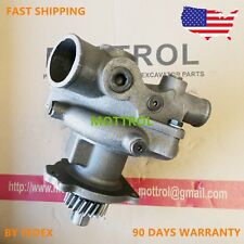 WATER PUMP FITS CUMMINS ENGINES L10 M11 SHORT SHAFT 3401009 3800479 4955706