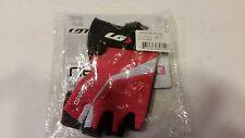 Women's LG Sport Biogel RX-V Bike Cycling Gloves, Pink Large - Louis Garneau NEW