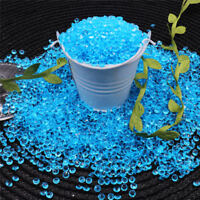 Tiny 1000~10000pcs 4.2mm Confetti Acrylic Diamond Table Scatter Crystals Wedding