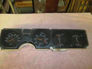1989 Pontiac Firebird Formula 350 Instrument Cluster 1987 1988 1990