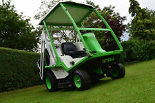 2010 Etesia Hydro 124Ds Ride On Rotary Mower 25hp HighLift 600 Ltr Grass Box