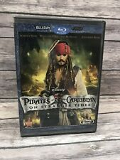 Pirates of the Caribbean: On Stranger Tides (Blu-ray Disc Only *No DVD, 2011)