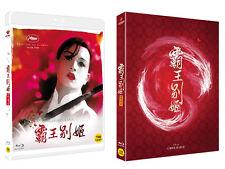 Farewell My Concubine (2016, Blu-ray) O-ring Slip Case / Kaige Chen