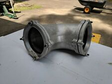 "New 6"" SureFlo 90 degree suction elbow for 6"" aluminum irrigation pipe - Sfe96"