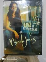Norah Jones: Live in New Orleans DVD MUSICALE NUOVO