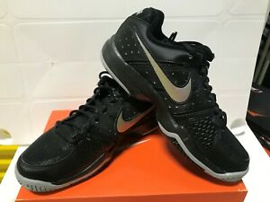 Nike Youth Air Cage Court Tennis Shoes Style #549890 003