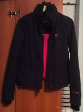 Abercrombie & Fitch Girls Navy Jacket Size Small