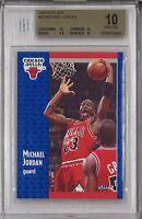 BGS 10 PRISTINE 1991-92 91-92 Fleer #29 MICHAEL JORDAN Chicago Bulls HOF RARE