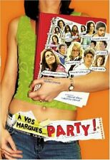 A VOS MARQUES...PARTY -DVD- Brand New & Sealed- Fast Ship! VG-123