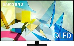 "NEWSamsung 85"" Q80T QLED 4K UHD Smart TV with Full Array (QN85Q80T)"
