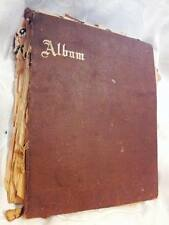 JEWISH PALESTINE ERETZ ISRAEL PIONEERS HA'APALA PHOTO ALBUM WITH 426 PICTURES !
