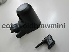 BMW E87 E81 1 Series Rear Wiper Twin Washer Jet & Cover 61627199566 61687199568