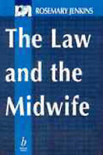 The Law and the Midwife, Jenkins, Rosemary, Very Good Book