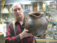 rare ancient native american pottery jar  purchased  years ago southwest US trip