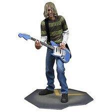 "Kurt Cobain w Guitar 7"" Inch Action Figure Toy New Neca Nirvana Punk Rock Icon"