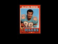 1971 Topps 169 Alvin Reed RC VG #D697827