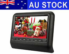 "9"" Inch Digital Screen Car DVD LCD Headrest USB SD Monitor Game Player"