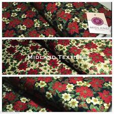 Crafts Holiday/Christmas Fat Quarter Fabric