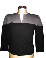 Uniform STAR TREK First Contact DS9  BW  Jacke Größe XL neu