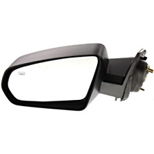 Fits 08-13 Avenger Left Driver Mirror Power Textured Black Non-Folding With Heat
