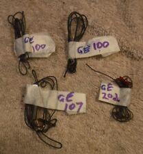 New ListingGe Models: 100; 107; 202 Dial Strings