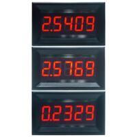 "Mini Digital 0.36"" LED Display 5 Bits High Precision Ammeter Panel Current Meter"