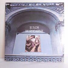 """33T Julos BEAUCARNE Disque LP 12"""" AU THEATRE VILLE Janvier 1977 - RCA 40032"""