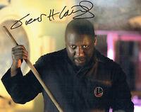 Trevor LAIRD SIGNED Autograph 10x8 Photo AFTAL COA Dr WHO Actor