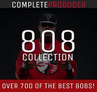 808 Samples - Over 700 808s! | Metro Boomin Mike Will | FL Studio Logic Reason