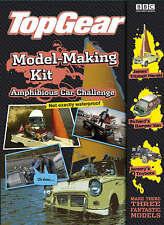 BBC Top Gear Model Making Kit Amphibious Car Challenge Boxset Great for Fan