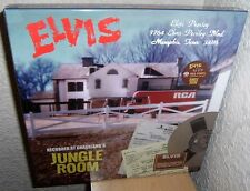 "ELVIS PRESLEY 3 LP 2 CD BOX SET ""3764 ELVIS PRESLEY BLVD."" 2016 JUNGLE ROOM RED"