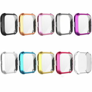 For Fitbit Versa Lite Watch Protect Case Cover