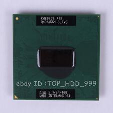 Intel Pentium M 765 SL7V3 2.1 GHz 400 MHz CPU Processor