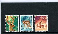 China VR MiNr. 1621-23 postfrisch MNH Hirsche (W097