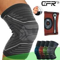 Knee Support Patella Stabiliser Pad Steel Hinged Brace Arthritic Pain Relief LC