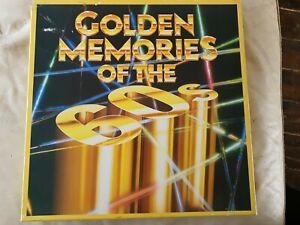 GOLDEN MEMORIES OF THE 60s-10 x VINYL LP BOXSET