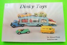 1988 DINKY TOYS I.D. & VALUE GUIDE Schiffer Book CAR Truck FIRE ENGINE 228-pgs