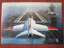 9/1992 PUB ROLLS-ROYCE ADOUR F405 TURBOFAN US NAVY T-45 A GOSHAWK TRAINER AD