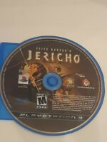Clive Barker's Jericho PS3 Sony Playstation 3 - Disc Only