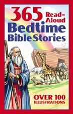 Bedtime Bible Story Book: 365 Read-aloud Stories from the Bible FREE SHIPPING
