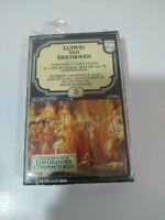 Beethoven Concierto Piano N 5 Emperador - Cinta Tape Cassette - Nueva