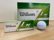 Wilson Lady LX Golfbälle 5 x 12 Bälle weiß Distance = 60 Bälle - statt €90