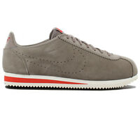 Nike Classic Cortez Suede Mens Sneakers Leather Shoes - Sepia Stone - AA3108-200