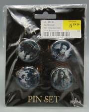 NECA Twilight Movie Pin Set of 4
