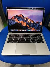 "NEW 2017 Apple Retina MacBook Pro 13"" 2.3ghz i5 Kaby Lake 8gb 256gb Silver 640"