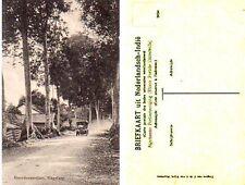 Car in Village, Mageland, Netherlands India, 1920s