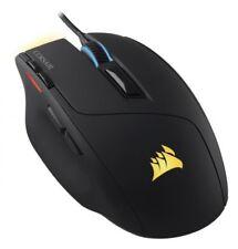 Corsair Sabre RGB Black Gaming Mouse LIGHT WEIGHT BACKLIGHTING 10000DPI OPTICAL