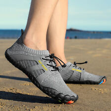 Outdoor Mens Water Shoes Beach Shoes Sports Sneakers Sock Shoes Slides Size 7-11